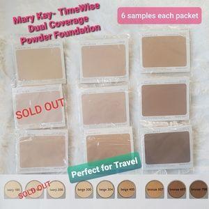 💚$5🆕️MK- TW Powder Foundation-Sample Packs